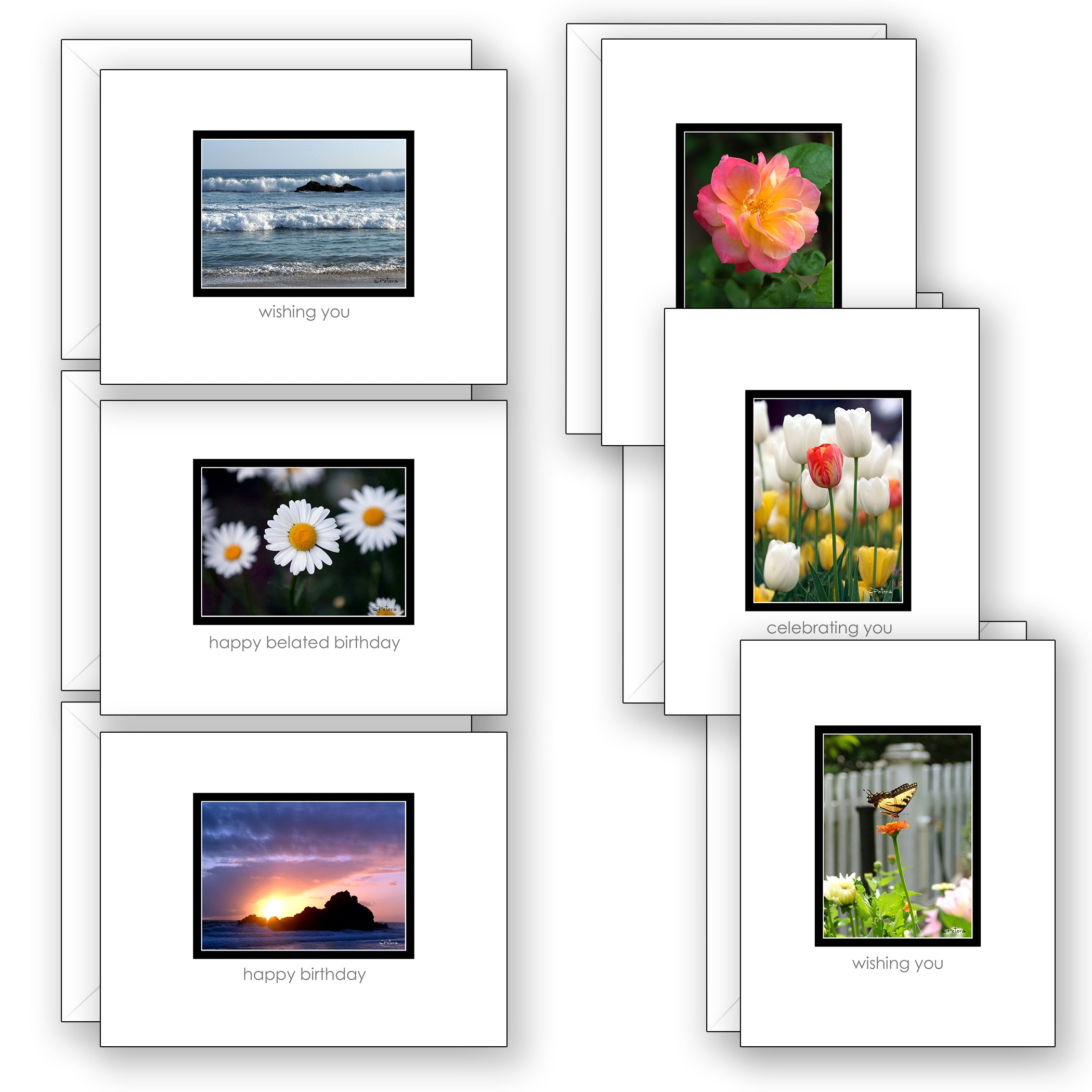 Mini Moments Birthday - Boxed Notecard Collection
