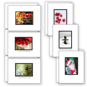 Mini Moments Christmas - Boxed Notecard Collection