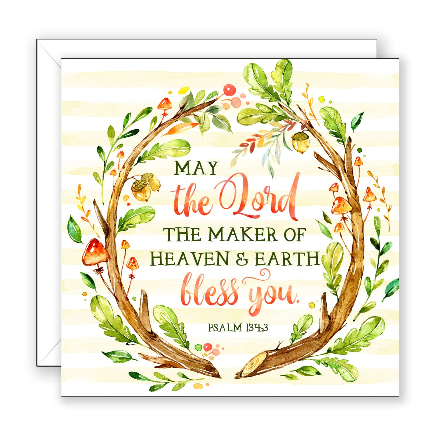 May the Lord the Maker - Encouragement Card