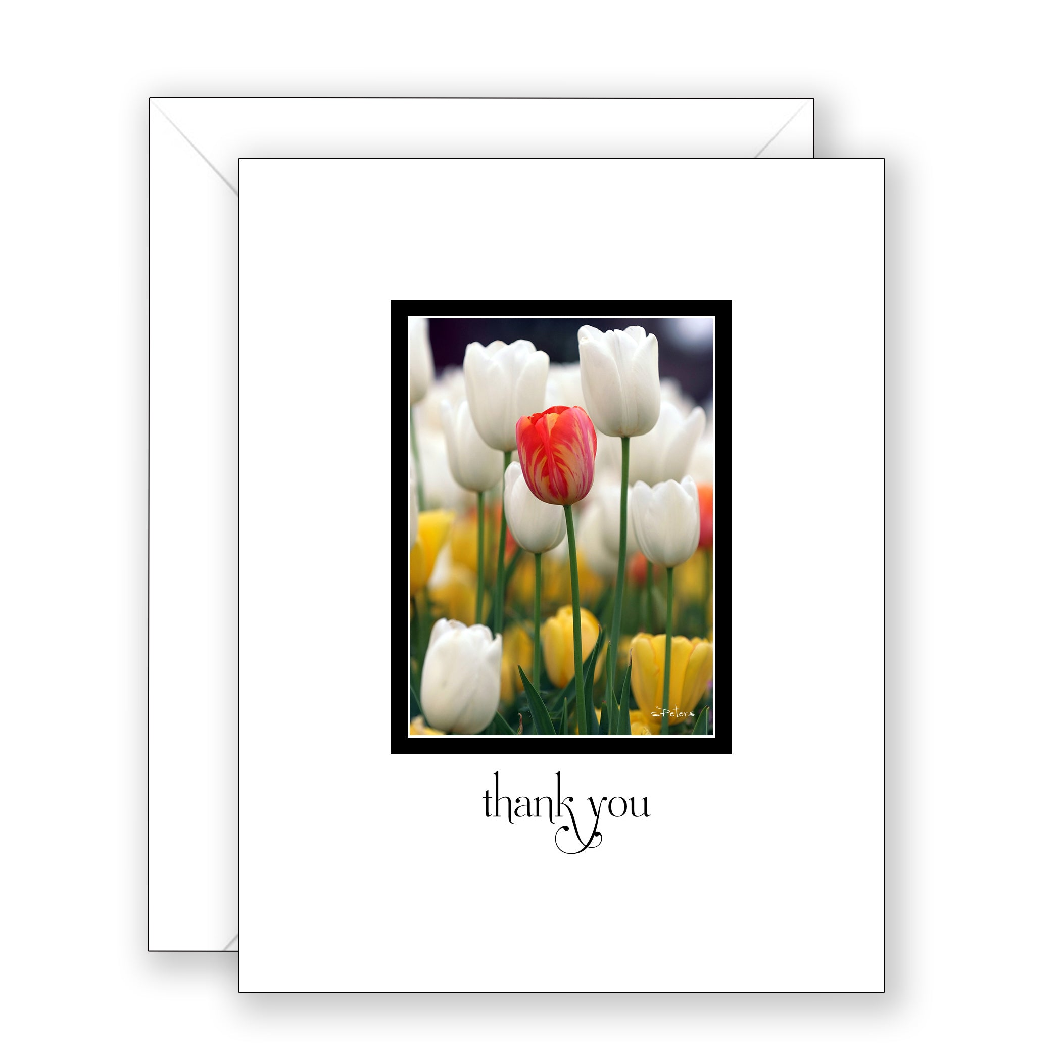 One of a Kind - Thank You Card