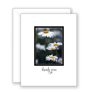 Standing Tall - Thank You Card