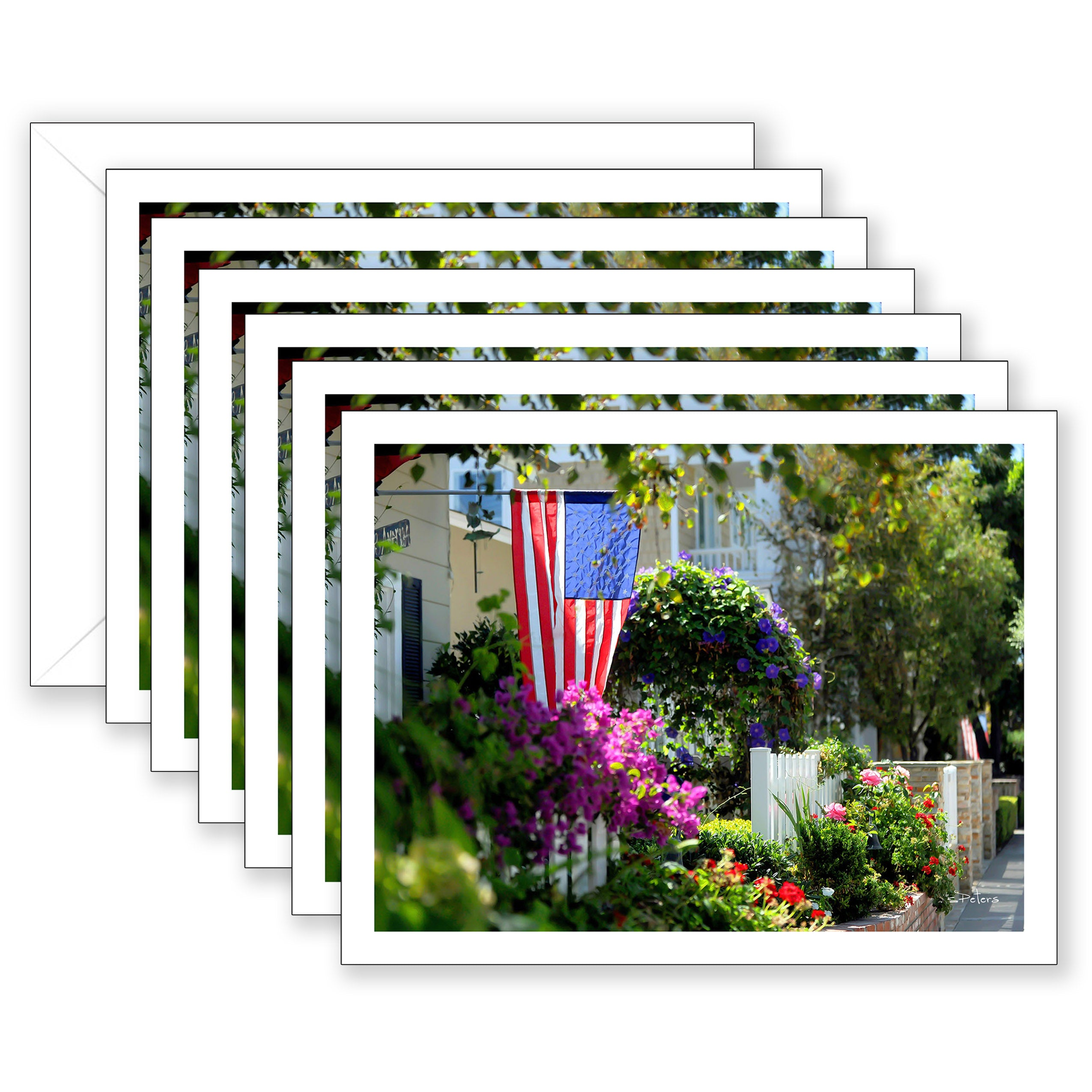 Sweet Land of Liberty Boxed Notecard Collection