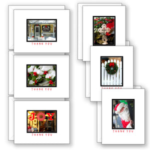 Thankfully Yours for Christmas - Boxed Notecard Collection