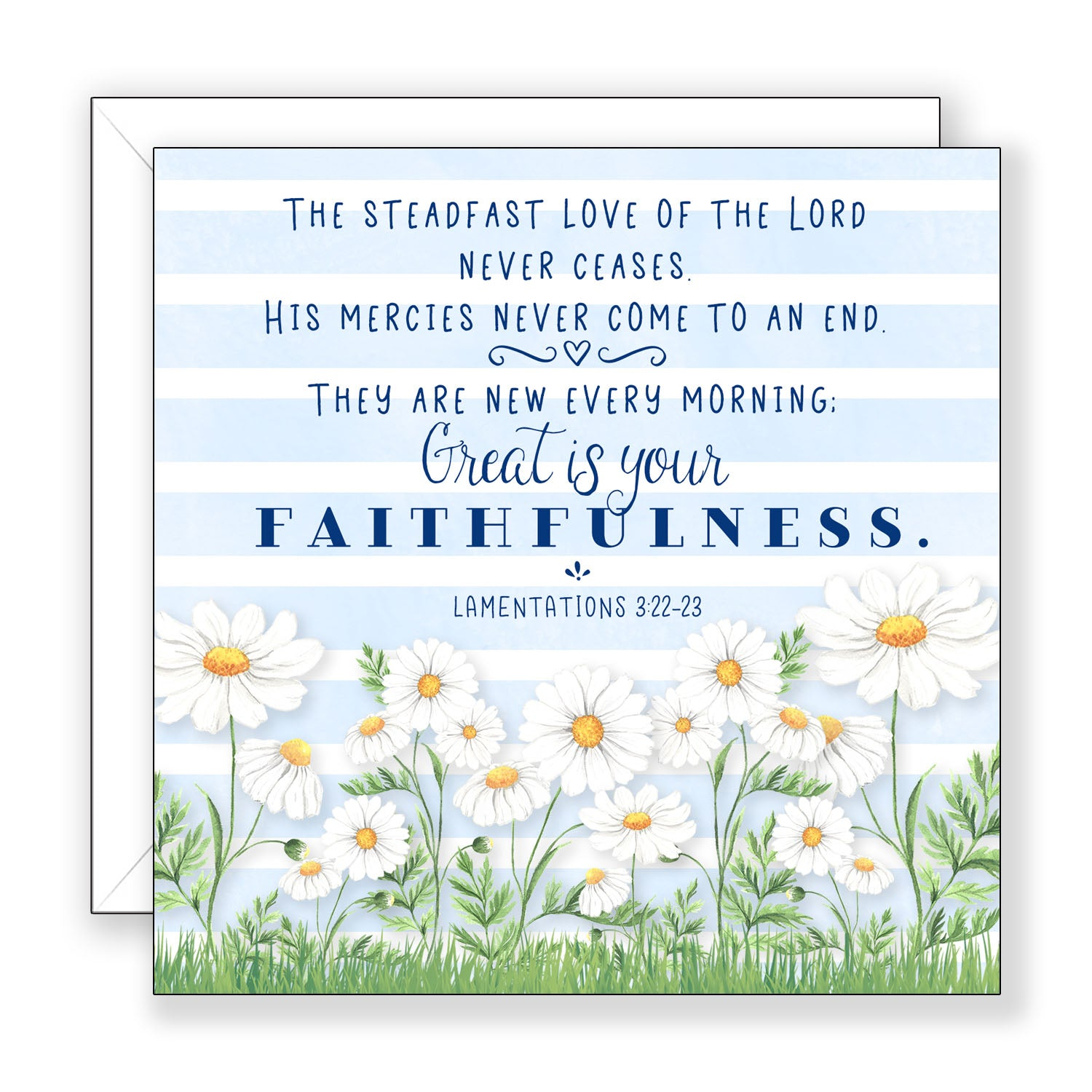 The Steadfast Love - Encouragement Card