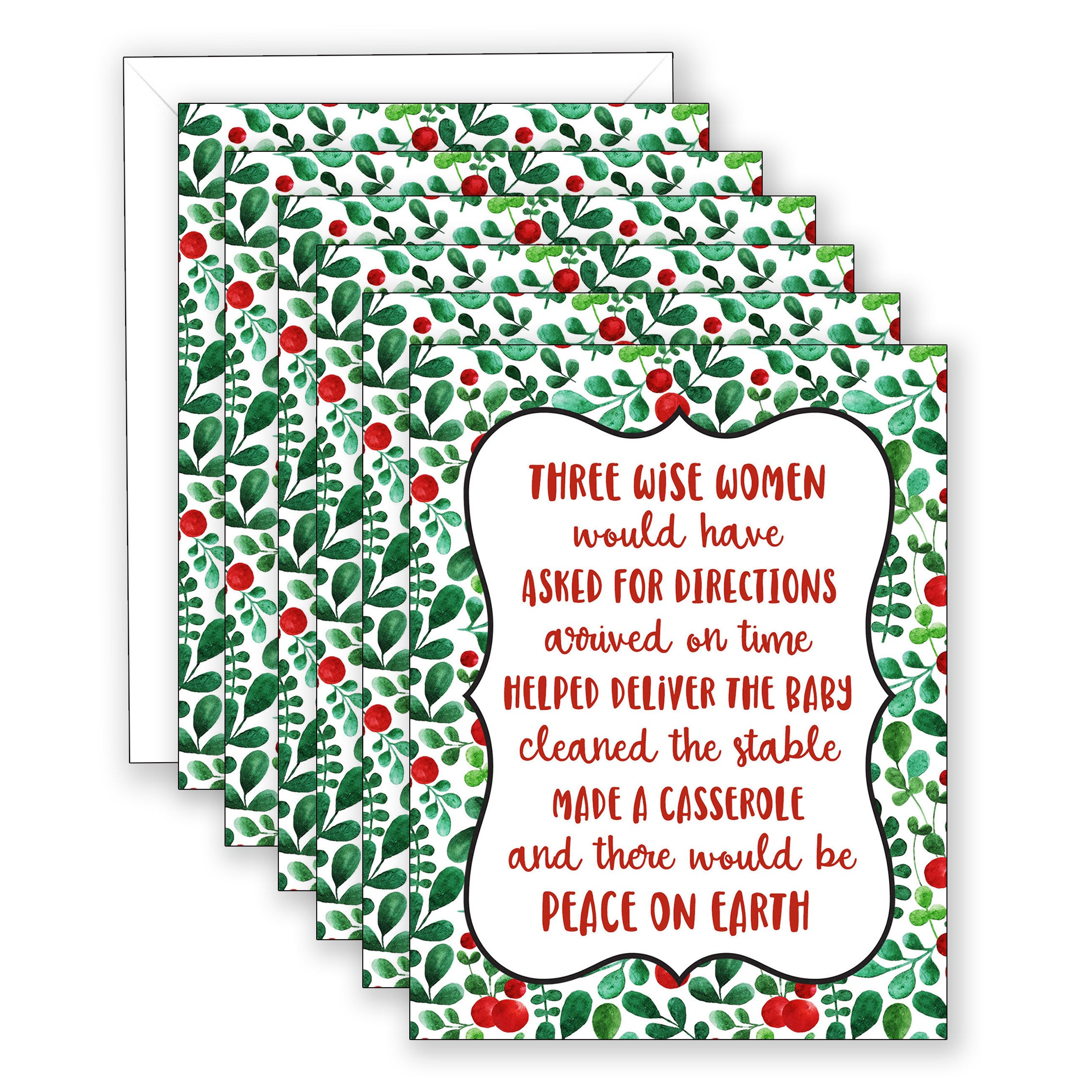 Three Wise Women - Boxed Christmas Card Collection