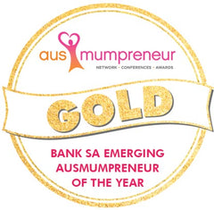 Emma Lovell Fly Babee Ausmumpreneur Award