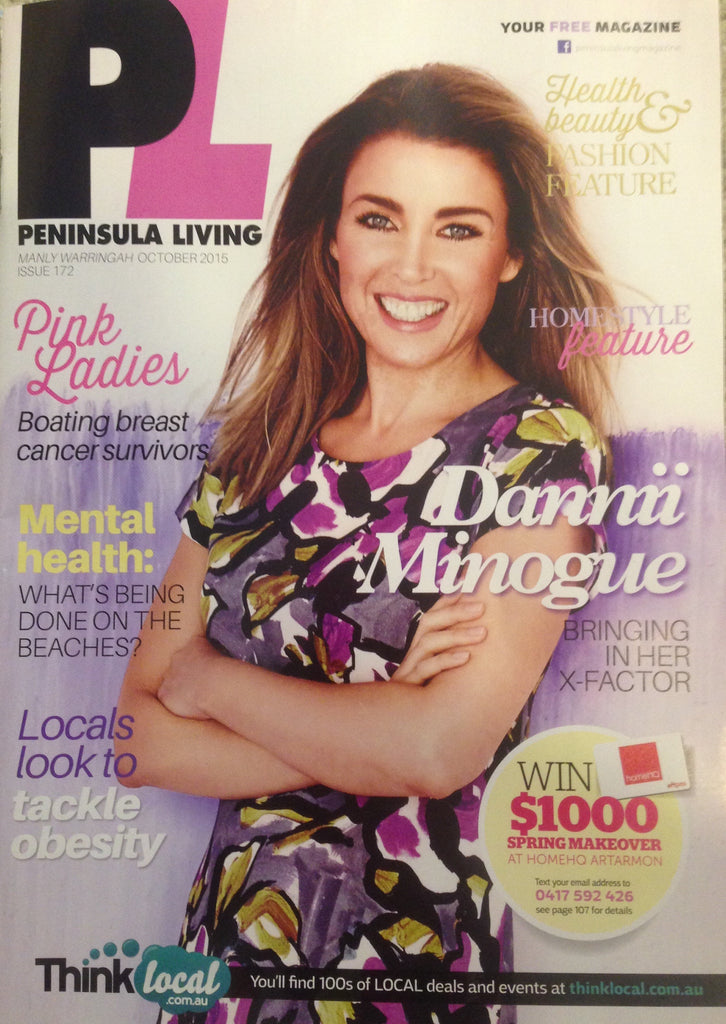 Peninsula Living Fly Babee Emma Lovell Cover