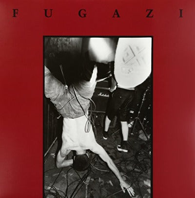 Fugazi - 7 Songs EP album cover