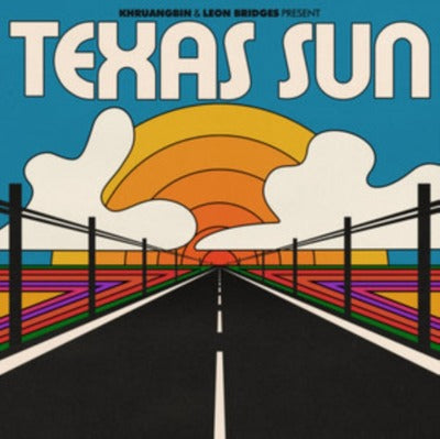 Khruangbin & Leon Bridges - Texas Sun EP album cover