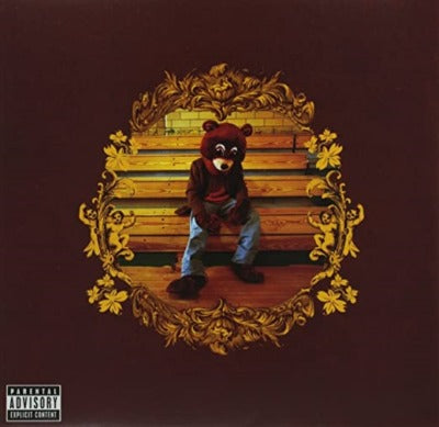 Kanye West - College Dropout album cover