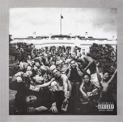 Kendrick Lamar - To Pimp a Butterfly album cover