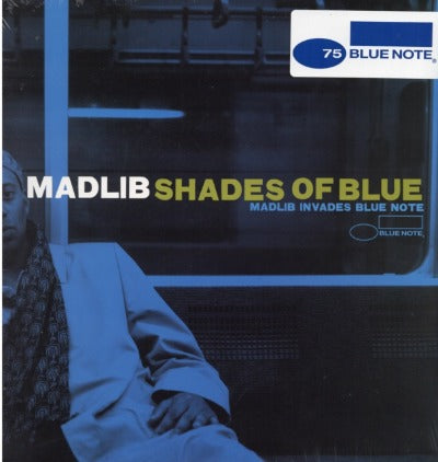 Madlib - Shades of Blue ablum cover