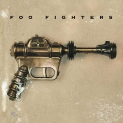 Foo Fighters - self titled album cover