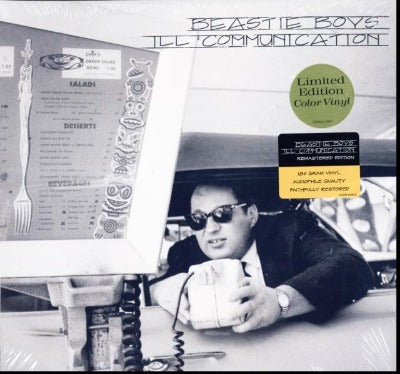 Beastie Boys - Ill Communication album cover