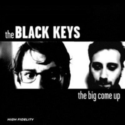 Black Keys - the Big Come Up album cover