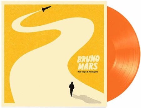 Bruno Mars - Doo-wops and Hooligans album cover