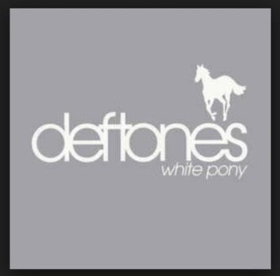 Deftones - White Pony album cover