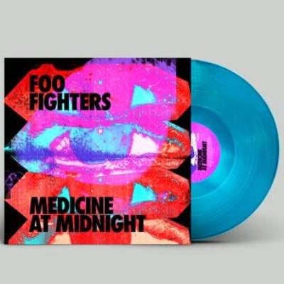Foo Fighters - Medicine at Midnight album cover