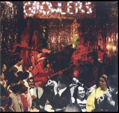 The Growlers - Are you in or out album cover