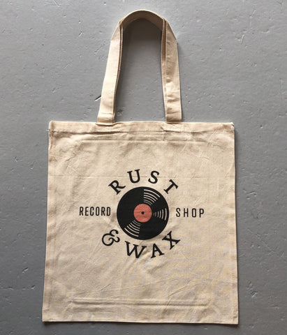 Rust and Wax Tote Bag