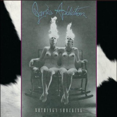 Jane's Addiction - Nothing's Shocking album cover