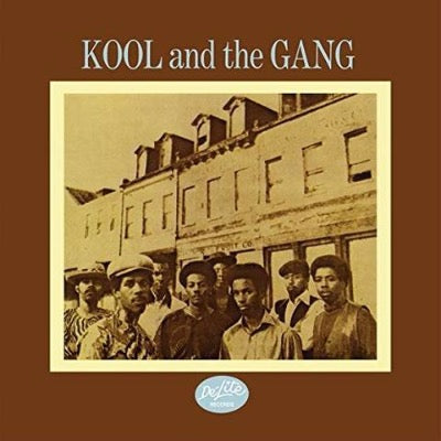 Kool and the Gang self titled album cover