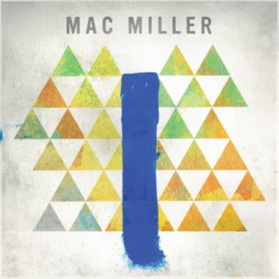 Mac Miller - Blue Slide Park album cover