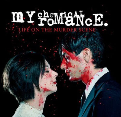 My Chemical Romance - Life on the Murder Scene album cover