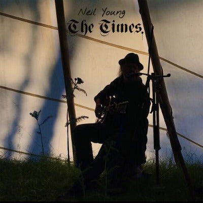 Neil Young - The Times album cover