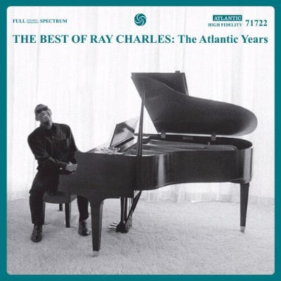 The Best of Ray Charles: The Atlantic Years album cover
