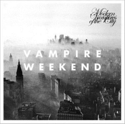 Vampire Weekend - Modern Vampires of the City album cover