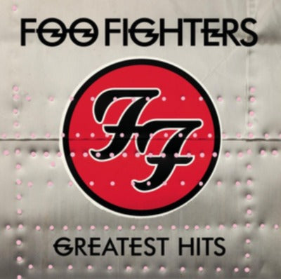 Foo Fighters - Greatest Hits album cover