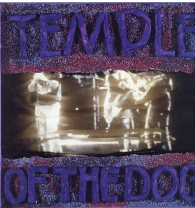 Temple of the Dog - self titled album cover
