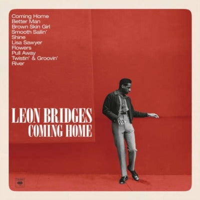 Leon Bridges - Coming Home album cover