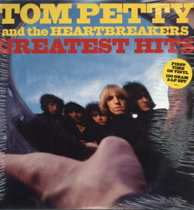 Tom Petty & the Heartbreakers - Greatest Hits album cover