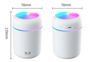 Portable USB Cool Mist Humidifier