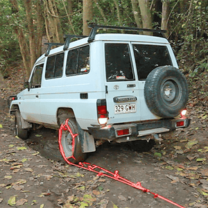 Off Road Vehicle Recovery Kit