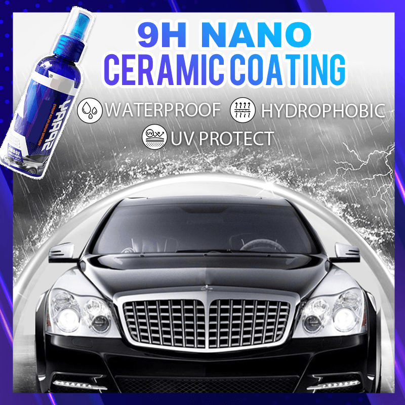 Anti-Scratch Hydrophobic Nano Spray