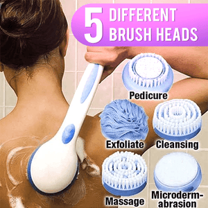 5 in 1 Electric Body Shower Brush
