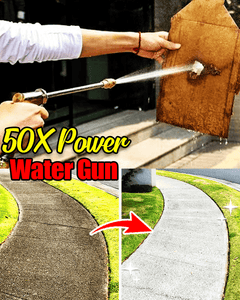 High-Pressure Water Gun
