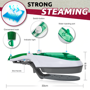 EasyNeat™ 2-in-1 Steaming Iron