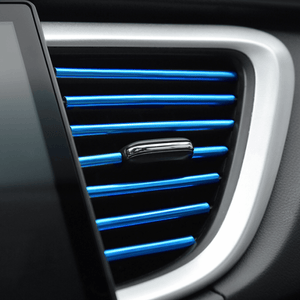 Car vent decorative strip(10PCS)
