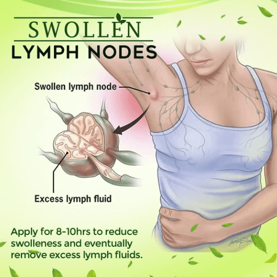 Herbal Lymph Care Patch (6 pcs)