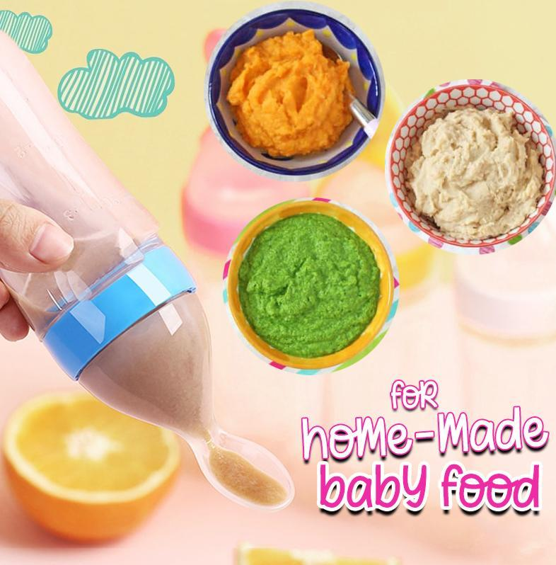 EasyFeed™Baby Spoon Bottle Feeder