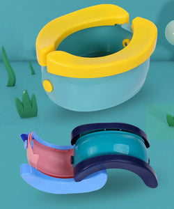 Foldable Kids Toilet LuminousUnicorn