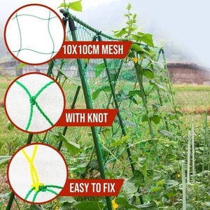 Garden Plants Climbing Net LuminousUnicorn
