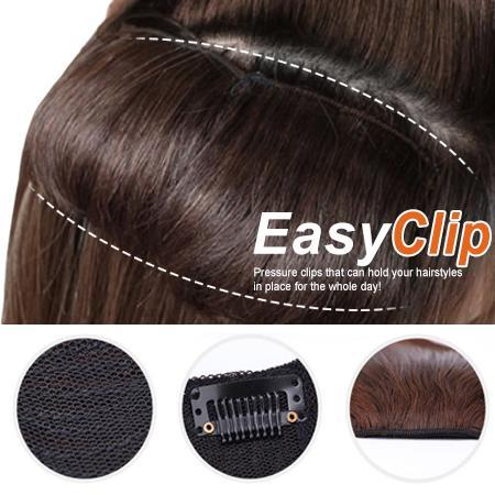 Invisible Clip-In Hair Extension