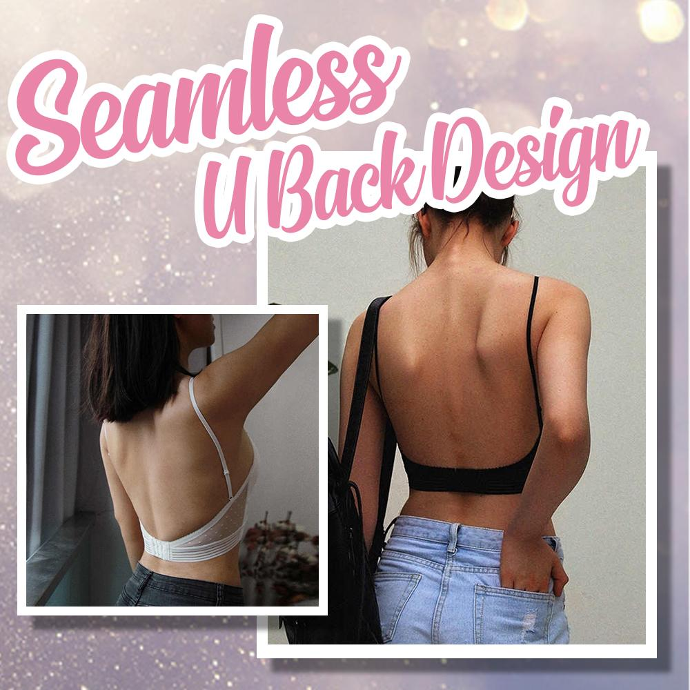 Lace U Back Lifting Bra LuminousUnicorn
