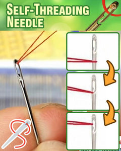 Self-threading Needles LuminousUnicorn