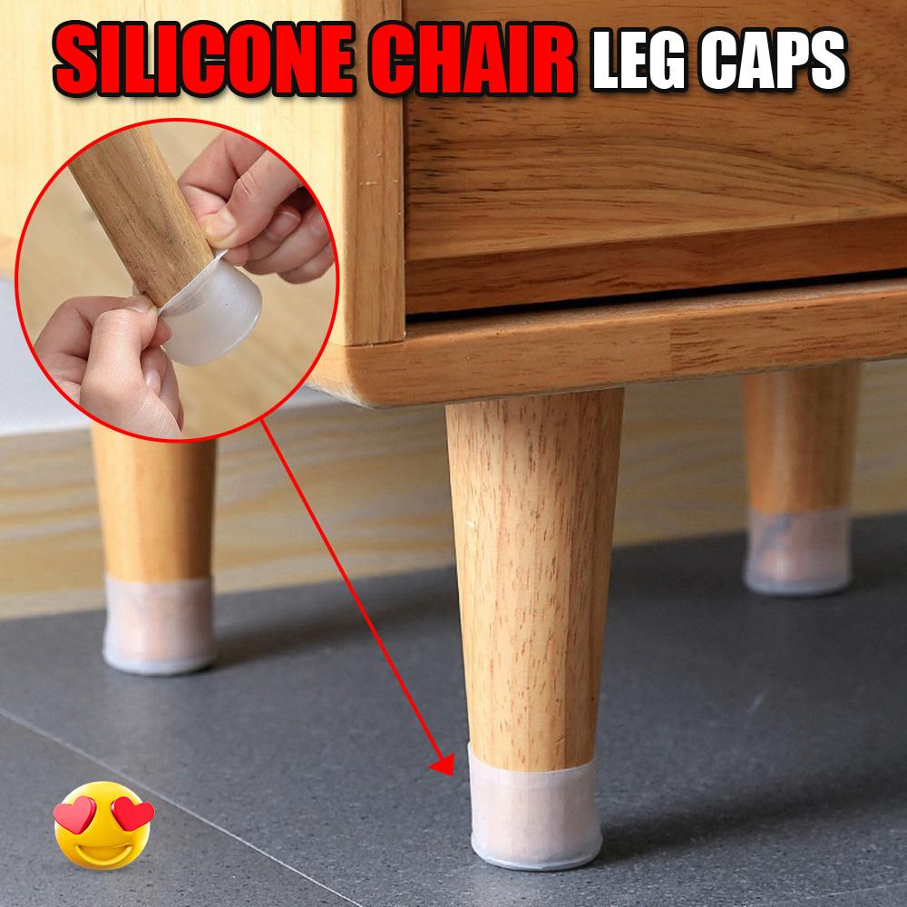 Silicone Chair Leg Caps Home DazzlingBreeze